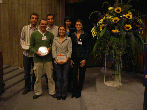 PathoGenoMics PhD Award 2007 Award Presentation
