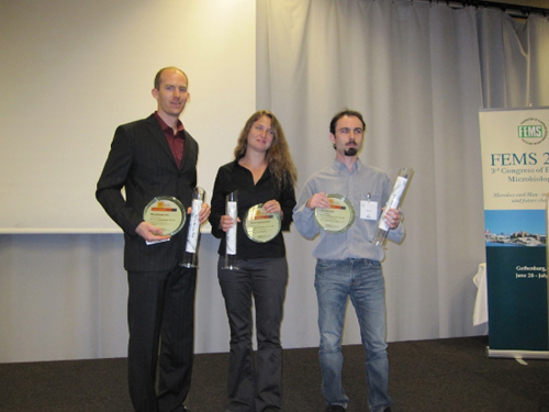 PathoGenoMics PhD Award 2009 - Award Presentation